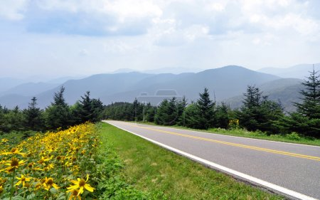 Blue Ridge Parkway and Great Smoky Mountains