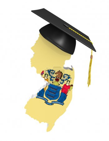 New Jersey state college and university education
