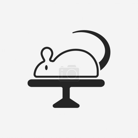 Experiments rat icon