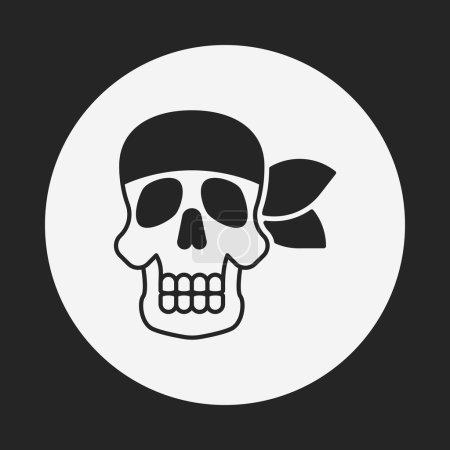 Skull icon...