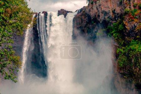 Waterfall Fantasy Landscape