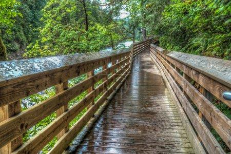 River Walkway HDR