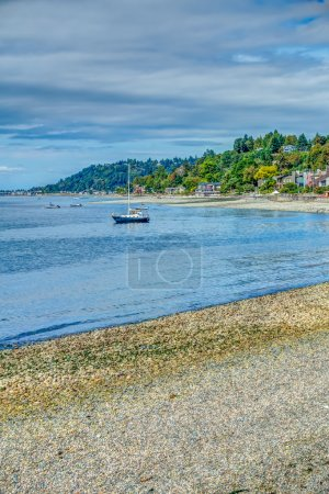 West Seattle Shoreline HDR