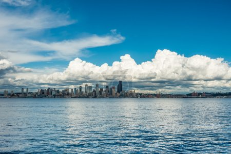Clouds Over Emerald City 2