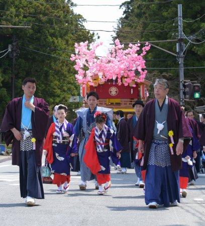 Yayoi festival ,Nikko Japan