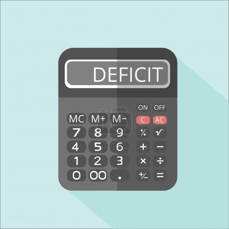 The calculation of losses on the edge of bankruptcy