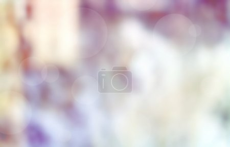 Photo for Blurred background great texture, pink, white, purple, there is glare from the sun, landscape orientation, horizontal - Royalty Free Image