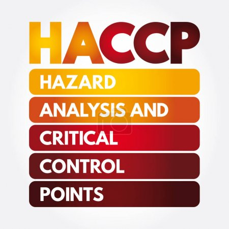 HACCP - Hazard Analysis and Critical Control Point...