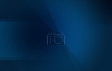 Photo pour Fond noir bleu profond - image libre de droit