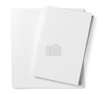 Blank White Paper
