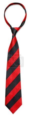 Cravate hommes isolé