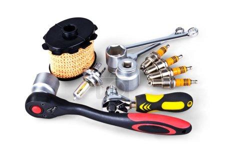 Car accessories elements