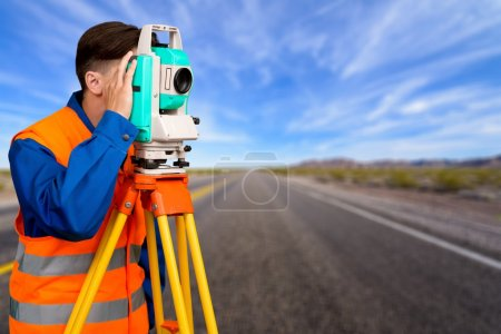 Surveyor  Engineering on Land