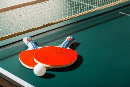 professional ping pong rockets