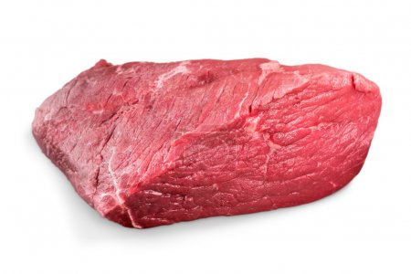 close up of raw meat