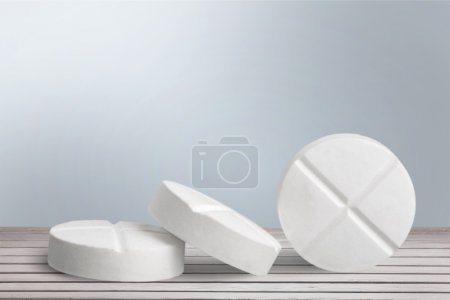 medicine white pills