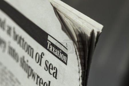 Journalist. Newspaper