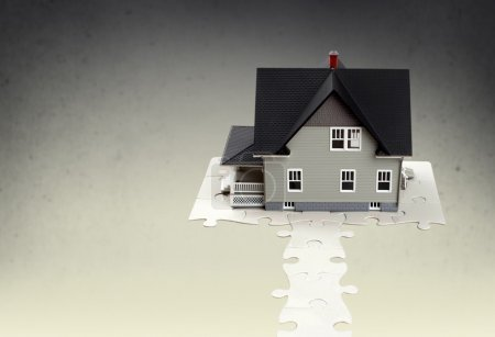 Photo for House. Little House - Royalty Free Image