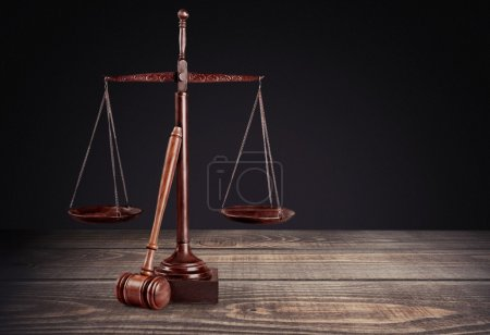 Justice. Scale of Justice 5