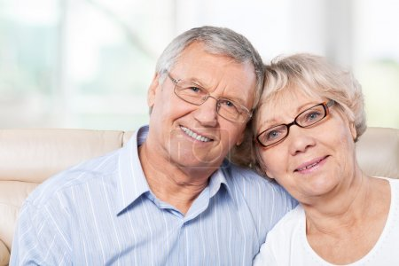 Couple, Cheerful, Senior Adult.