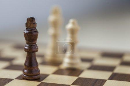 Board, chess, pawn.