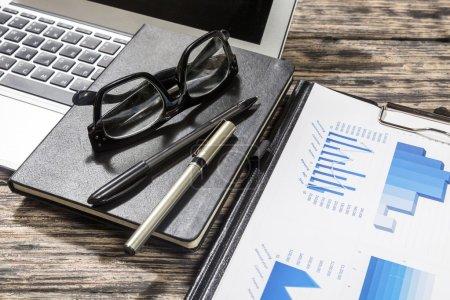 Accounting, statement, market.