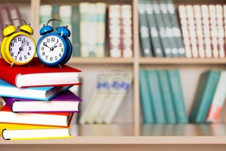Exam, Book, Homework.