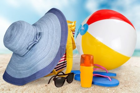 Vacations, Beach, Summer.