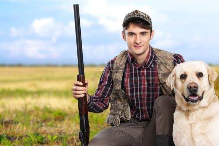 Hunting, Hunting Dog, Dog.