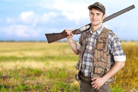 Hunting, Hunter, Turkey.
