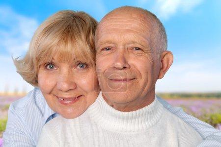 Photo for Senior Adult, Senior Couple, Couple. - Royalty Free Image