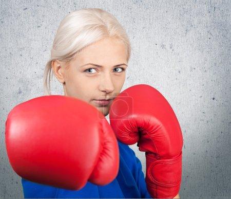 Boxing, Punching, Women.