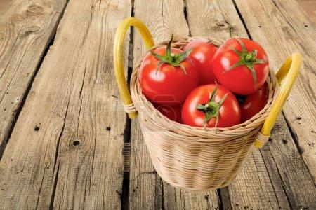 Photo pour Tomate, fruits, bio . - image libre de droit