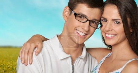Black, Couple, Teenager.