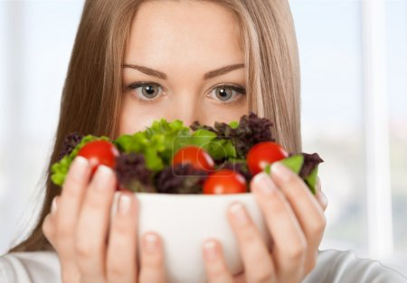 Photo for Healthy Eating, Eating, Food. - Royalty Free Image