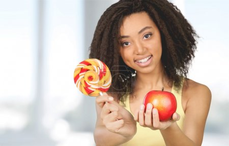 Photo for Healthy Eating, Candy, Healthy Lifestyle. - Royalty Free Image