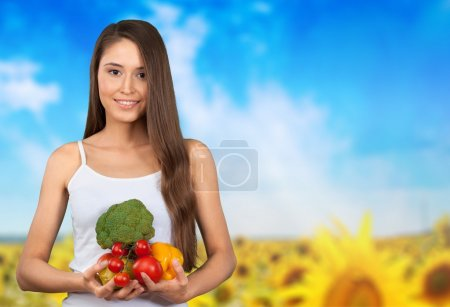 Photo for Women, Healthy Lifestyle, Healthy Eating. - Royalty Free Image