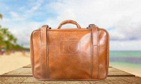 Suitcase, Old, Luggage.