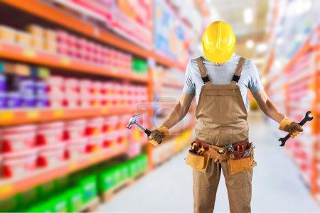 Builder, contractor, tool.