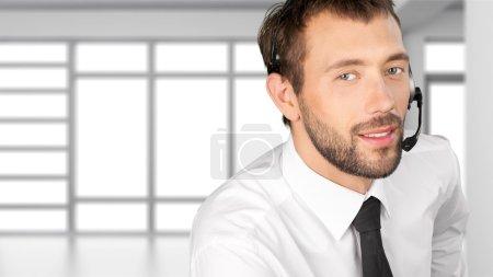 Photo for Customer Service Representative, Service, Customer. - Royalty Free Image