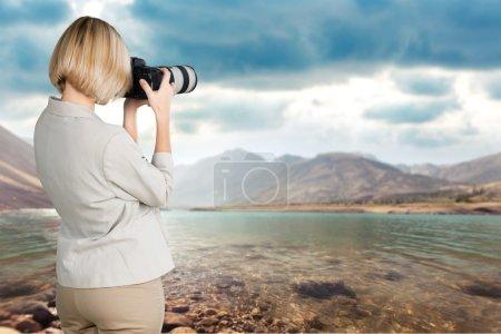 Voyage, voyageur, photographe