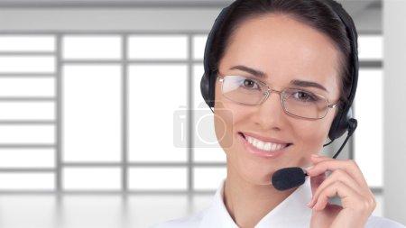 Call Center, Operator, Women.