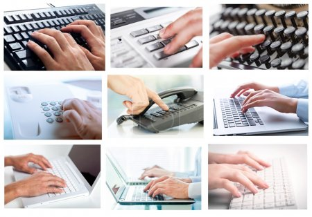 Typewriter, Author, Journalist.