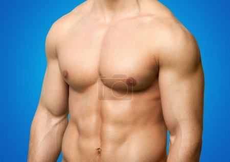 Men, Abdominal Muscle, Male.