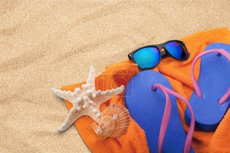 Beach, Sand, Vacations.