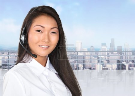 Customer Service Representative, Receptionist, Telephone.