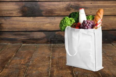 Photo for Bag, Shopping Bag, Groceries. - Royalty Free Image