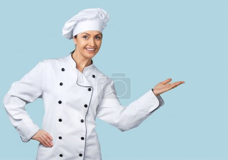 Chef, Baker, Women.