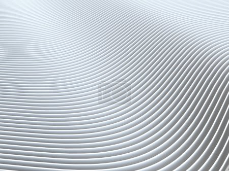 Foto de Diseño 3D arquitectura futurista - Imagen libre de derechos