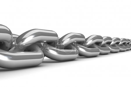 Single chain link isolated